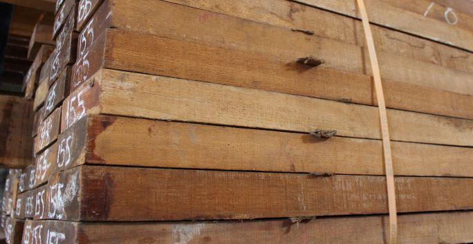 Marine Hardwood