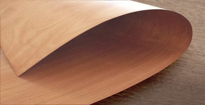Flexible Veneer Sheets