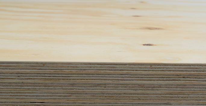 Softwood Sheathing CE2+ WBP Plywood
