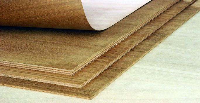 Robbins Teak Boatbuilding Plywood